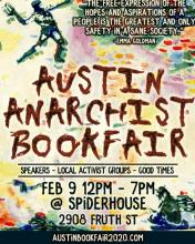 Austin Anarchist Bookfair 2020
