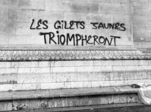 Interviews with anarchists concerning the Yellow Vests movement